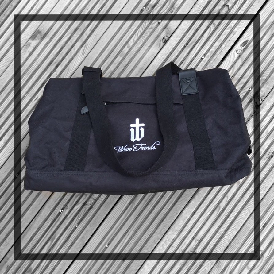 Image of THE WEEKENDER BAG • BLACK