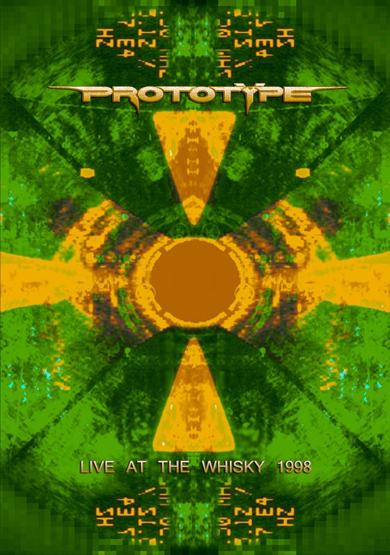 Image of Prototype - Live At The Whisky 1998 (DVD-R)