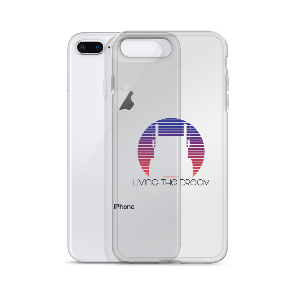 Image of Living The Dream iPhone Case