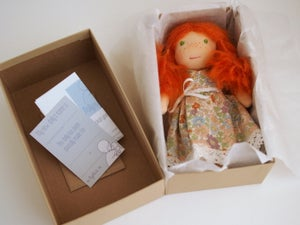 Image of Martha doll