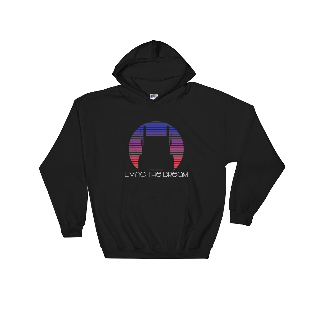 Image of Living The Dream Hoodie