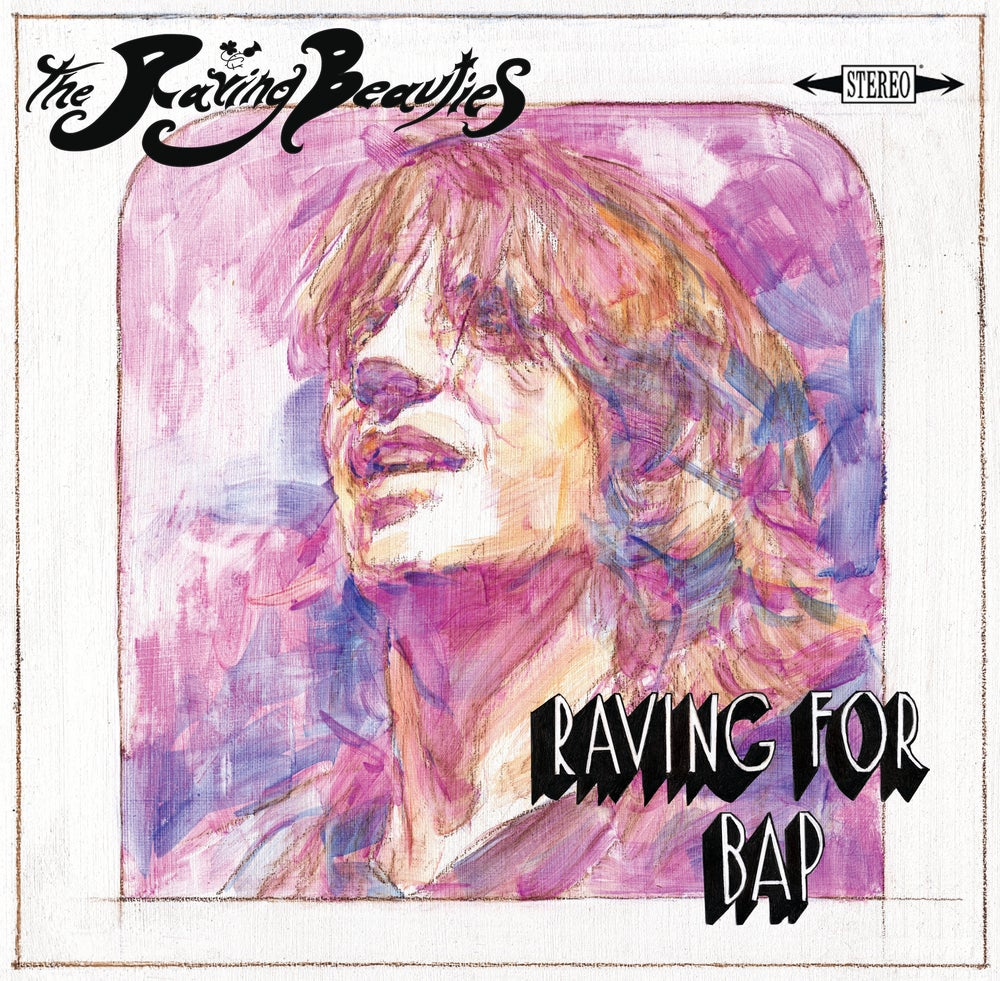 "Image of **Pre-order** The Raving Beauties - ""Raving For Bap"" 10"" vinyl EP - a tribute to Bap Kennedy"