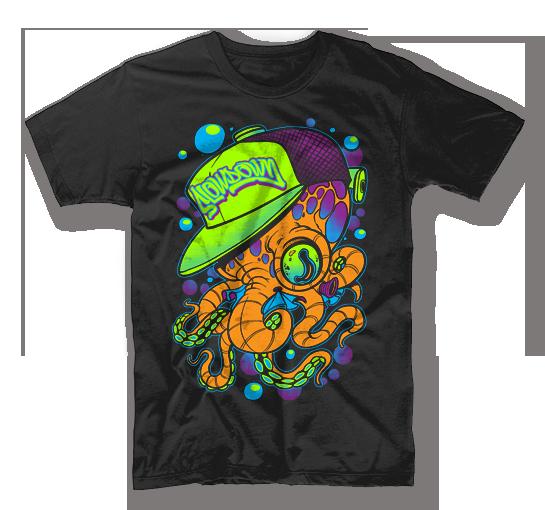 Image of Kids Octopus 2017