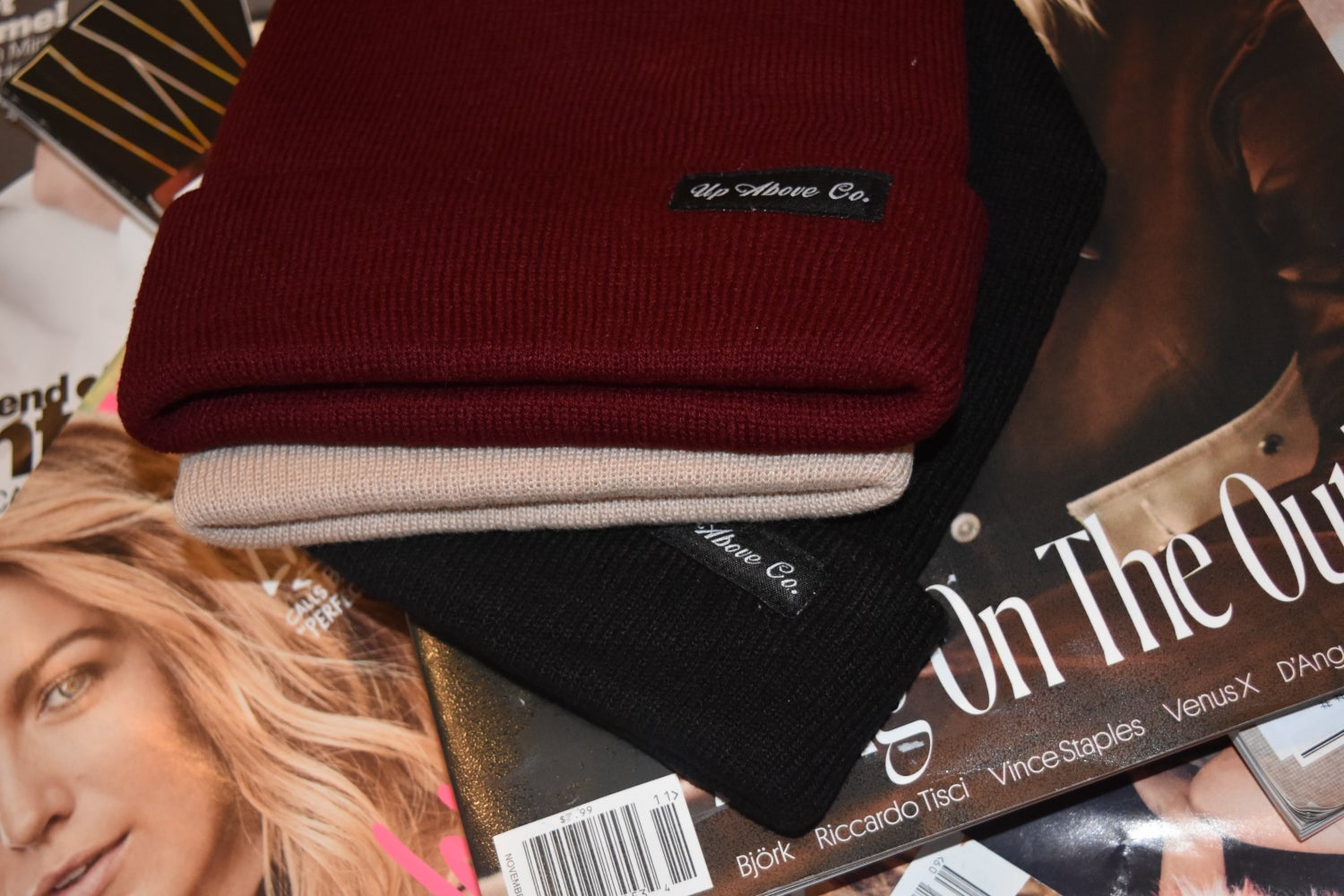 Image of Classic Up Above Co. Beanie