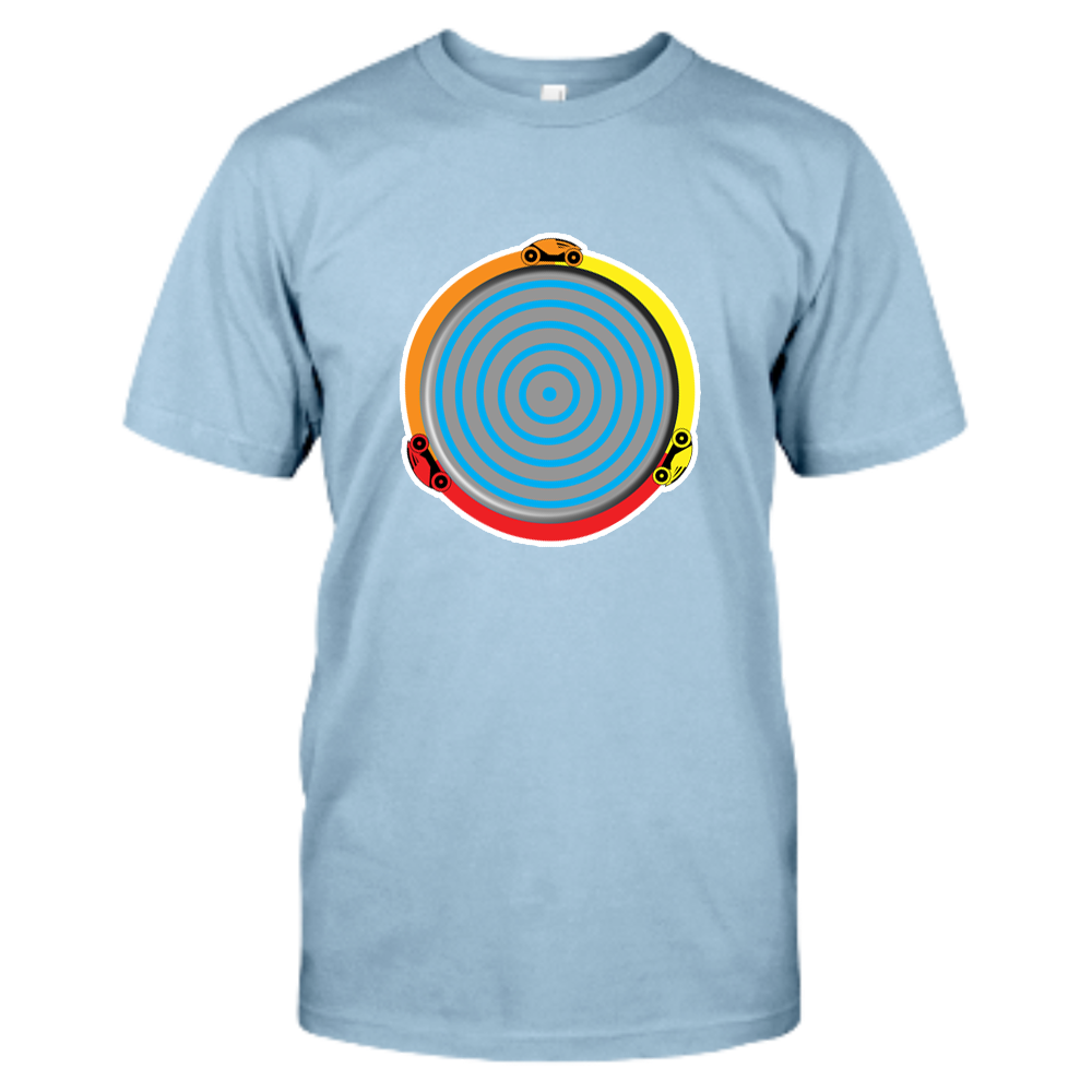 Image of TRON Light Cycle T-Shirt