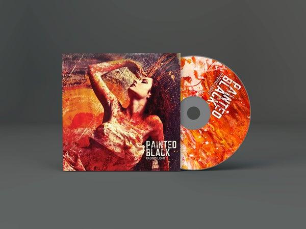 Image of 'Raging Light' (Digipack CD)