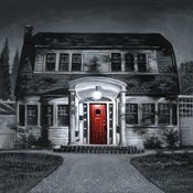 "Image of ""Thompson House"" - 5"" x 5"" giclee"