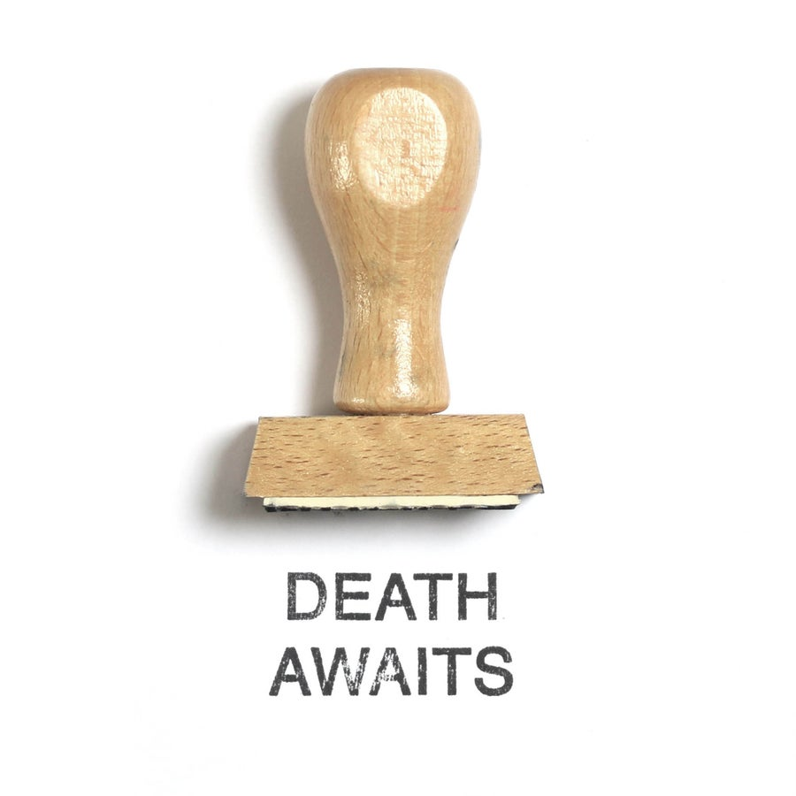 Image of Death awaits