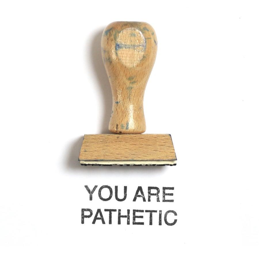 Image of Pathetic