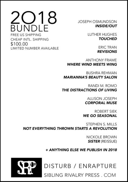 Image of 2018 Subscription Bundle: All 2018 SRP Titles