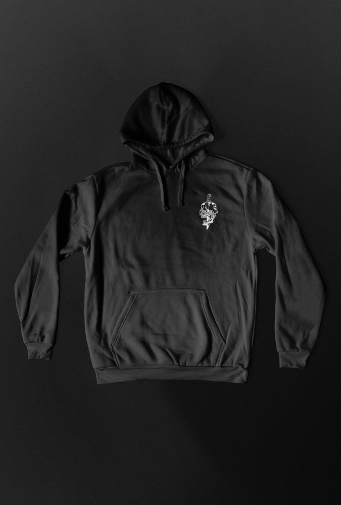 """Image of Machete """"TEAM"""" hoodie black"""