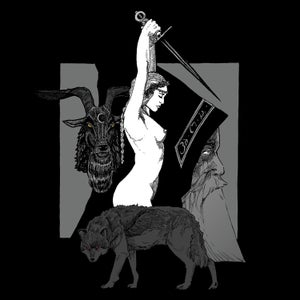 Image of OLD WOLF - Faustian Mass