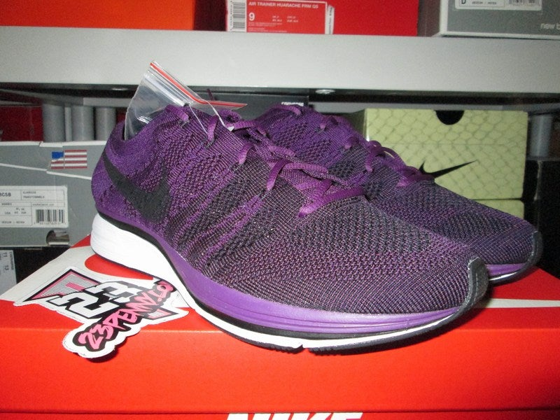 "Image of Flyknit Trainer QS ""Night Purple"""