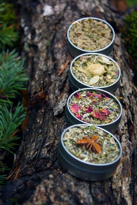 Image of Pipe Tea Herbal Smoking Blend Sampler Set