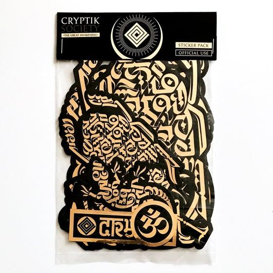 Image of STICKER PACK   'Talisman Series'