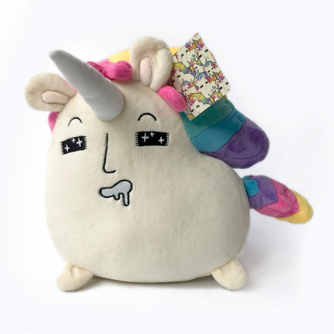 Image of Boonicorn Plushie Pillow