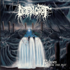 "Image of DETERIOROT ""Echoes From The Past"" CD"
