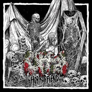 "Image of OFFAL ""Horrorfiend"" CD"