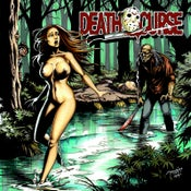 "Image of DEATH CURSE ""self-titled"" CD"