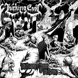 """Image of LURKING EVIL """"The Almighty Hordes of the Undead"""" CD"""