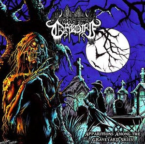 "Image of ORLOFF ""Apparitions Among the Graveyard Skies"" CD"
