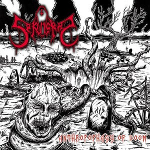 "Image of SEPULCRAL ""Anthropophagy of Doom"" CD"