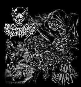 "Image of SCAREMAKER ""Grim Reaping"" CD"