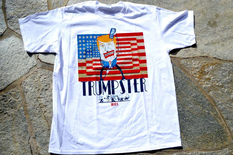 Image of (The) Trumpster Tee