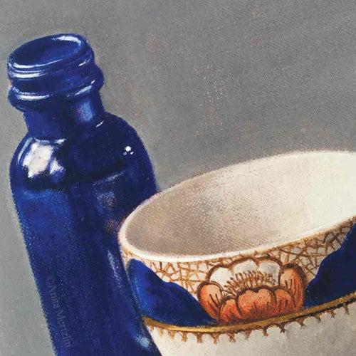 Image of The Blue Bottle