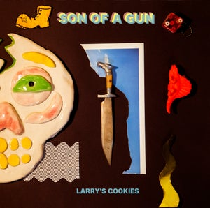 "Image of Son Of A Gun ""Larry's Cookies"" LP"
