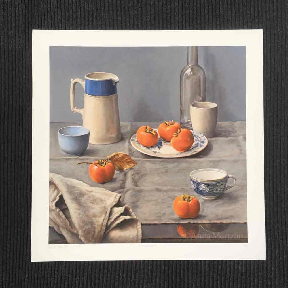 Image of Persimmons