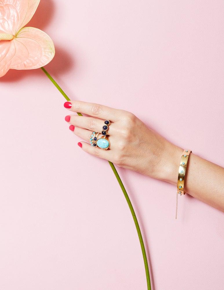 Image of Sapphire Wexler Ring