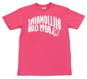 Image of Boys Billionaire Tee Pink