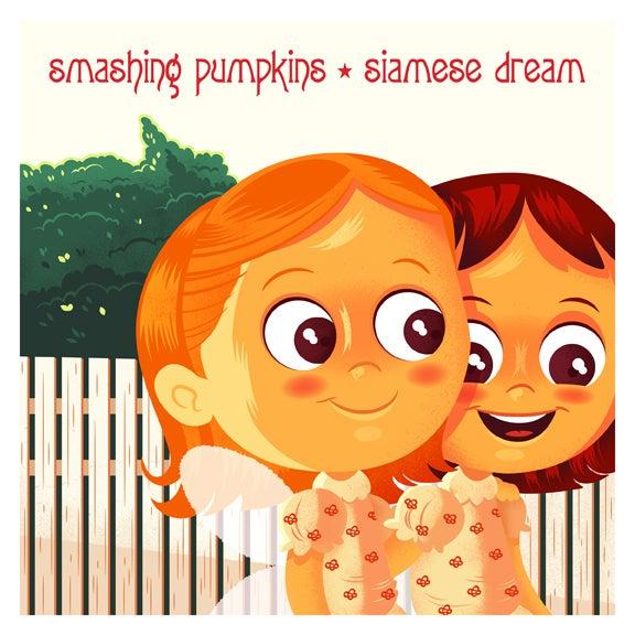 Image of Siamese Dream