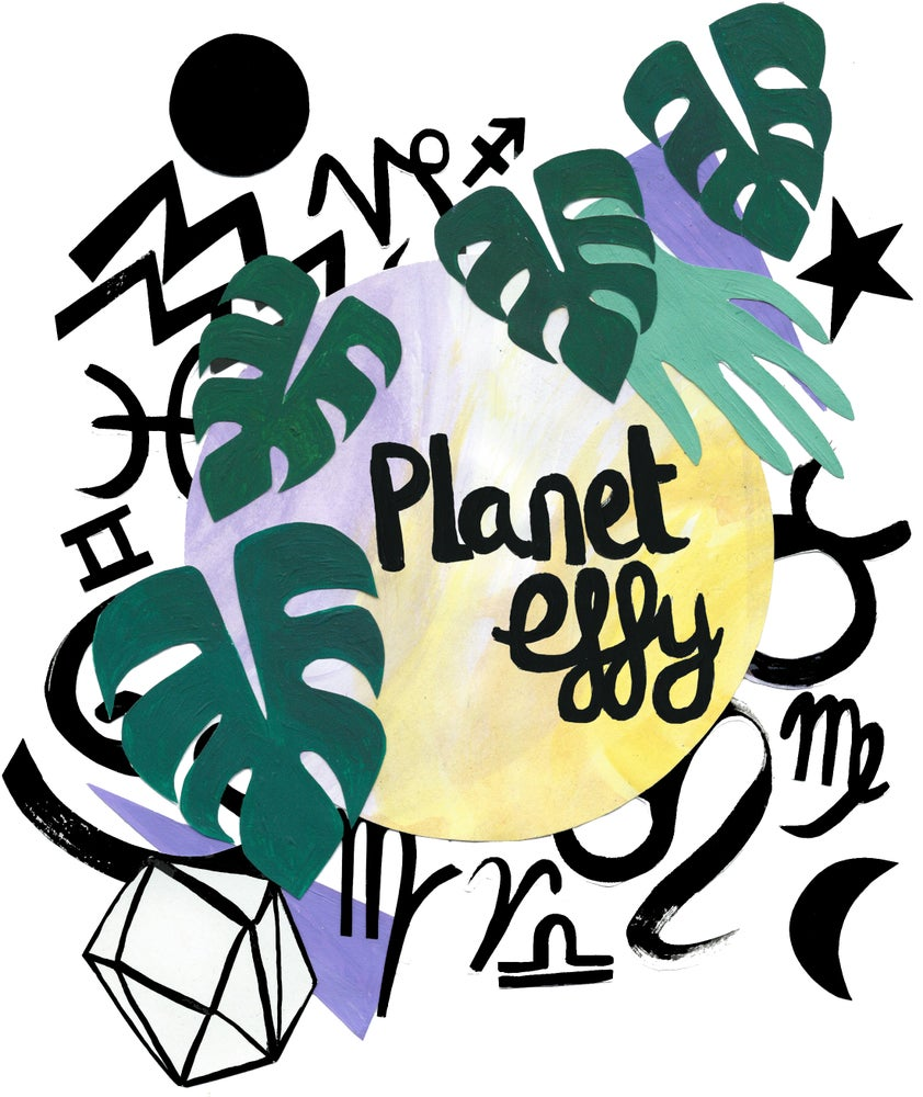 Image of Planet Effy Calendar 2018