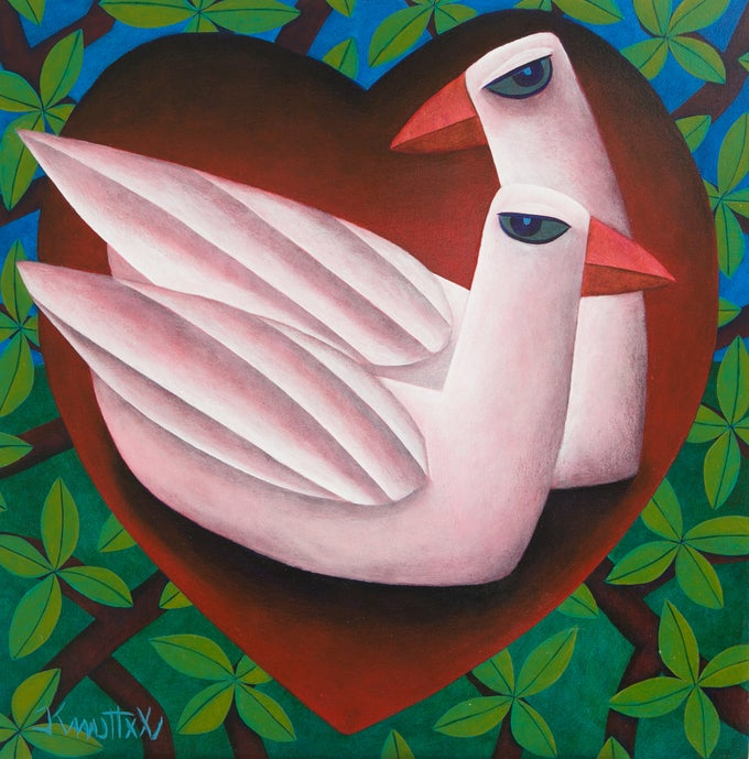 Image of LOVE BIRDS