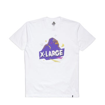 Image of XLARGE - CRAFT OG SS TEE (WHITE)