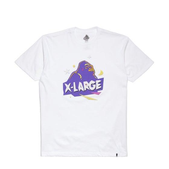 Image of XLARGE - CRAFT OG SS TEE (WHITE)