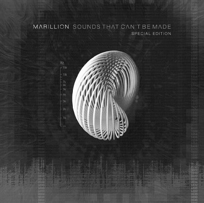 Image of MARILLON - Sounds That Can't Be Made - CD Cristal