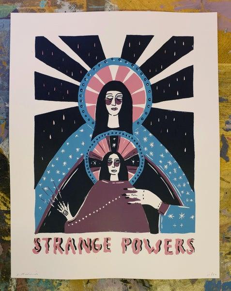 Image of 'Strange Powers'
