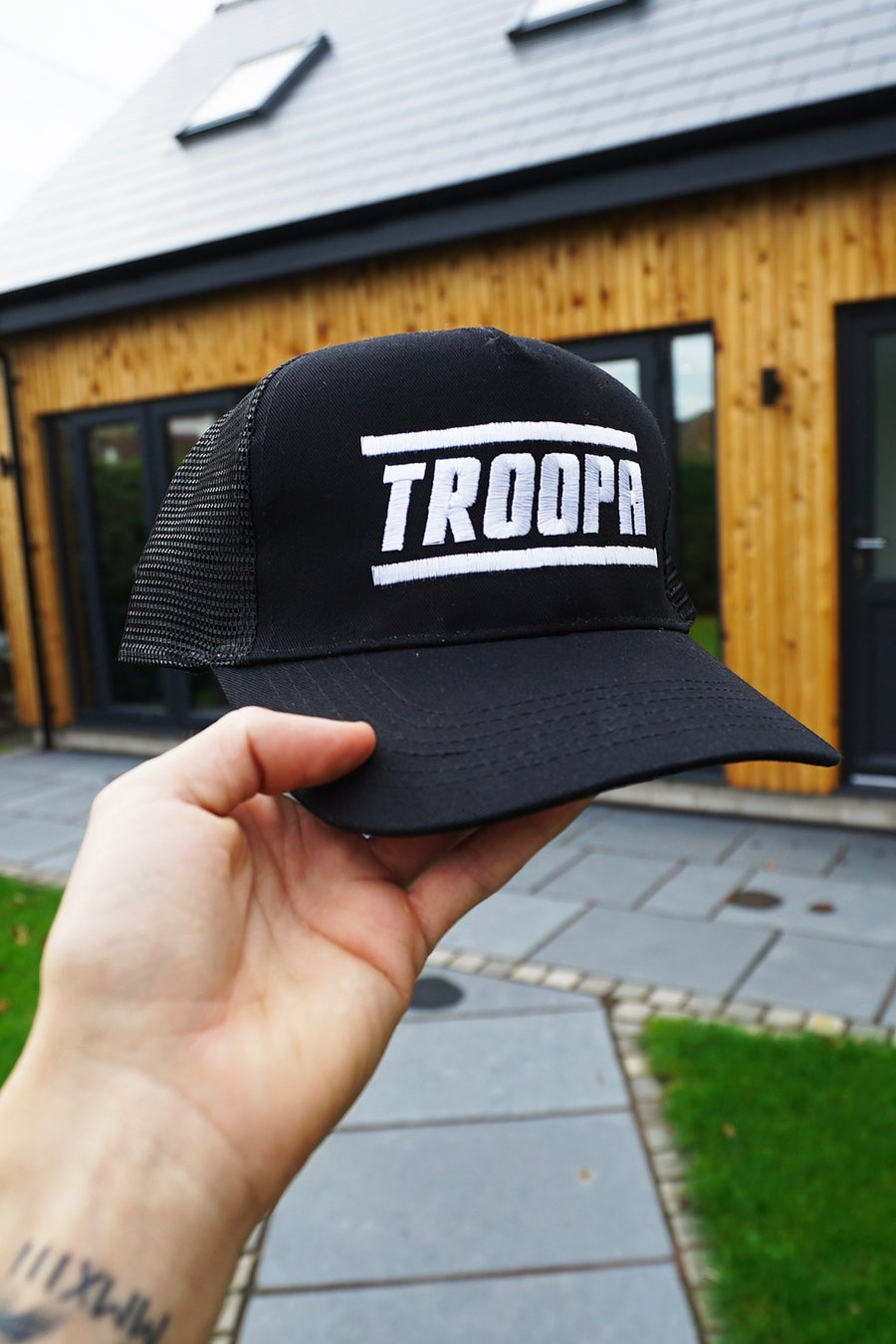 Image of 'TROOPA' Trucker Cap!
