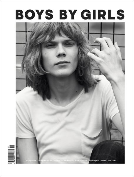 Image of BOYS BY GIRLS ISSUE 11 | IMAGINES SONGS | PRINT ISSUE | FASHION COVER