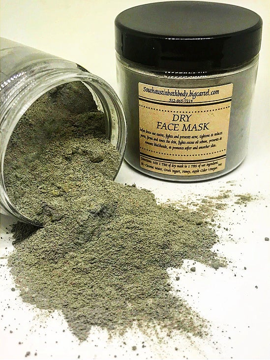 Image of Dry Face Mask