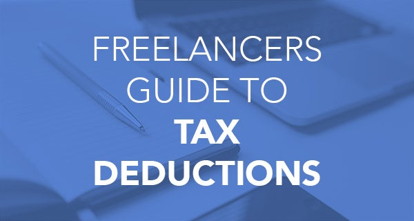 Image of The Freelancer's Guide to Tax Deductions