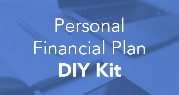 Image of Personal Financial Plan DIY Kit