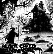 "Image of WOODEN STAKE ""Black Caped Carnivore"" 7"" EP (vinyl)"