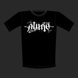 Image of Binah - White Logo Shirt (Limited Print)