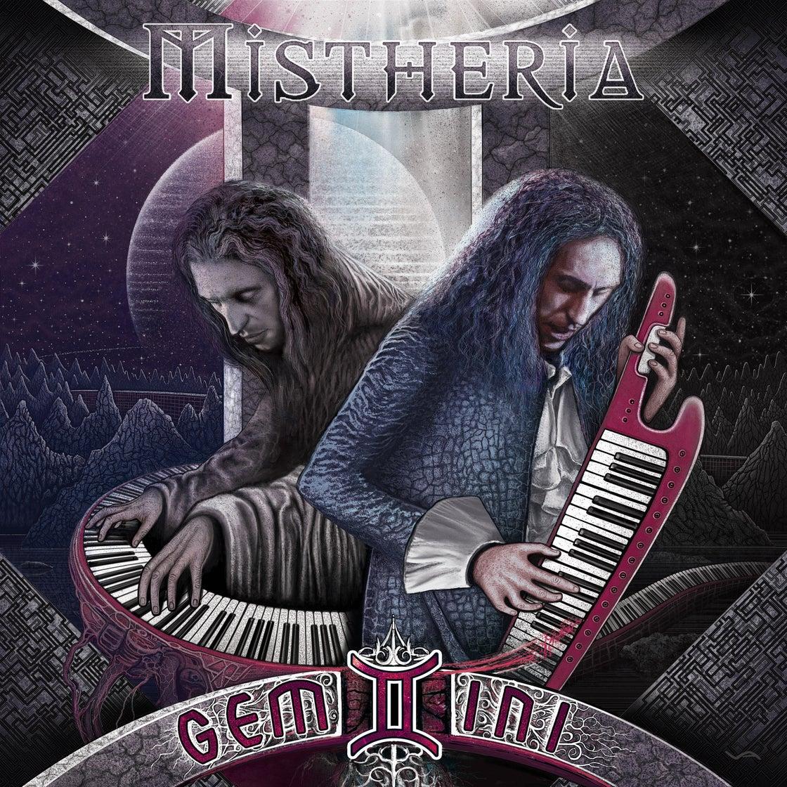 Image of MISTHERIA - Gemini [Digipak Edition]