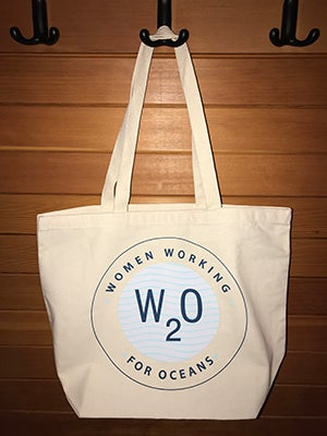 Image of W2O Canvas Bag