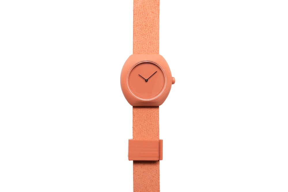Image of NEW! Watch.step - Terracotta